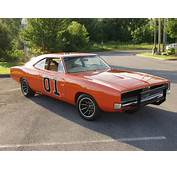 """1969 Dodge Charger """"General Lee"""" From """"Dukes Of Hazzard"""