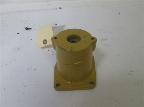 caterpillar   time meter housing cap cover