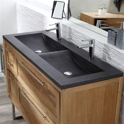 waschtisch waschbecken m 246 bel mit eingebautem waschbecken teak m 246 bel unter