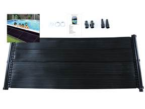 solar swimming pool heater water mat sun heating kit