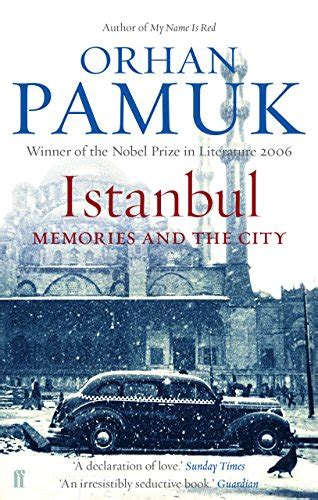 istanbul memories of a 0571218334 istanbul memories and the city by orhan pamuk world of books com