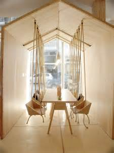 Design A House For Fun Fun House Modern Play Space Features Wooden Swings