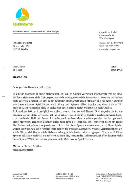 Anschreiben Muster Geschaftsbrief 25 Best Ideas About Gesch 228 Ftsbrief Vorlage On Lebenslaufentwurf Creative Cv