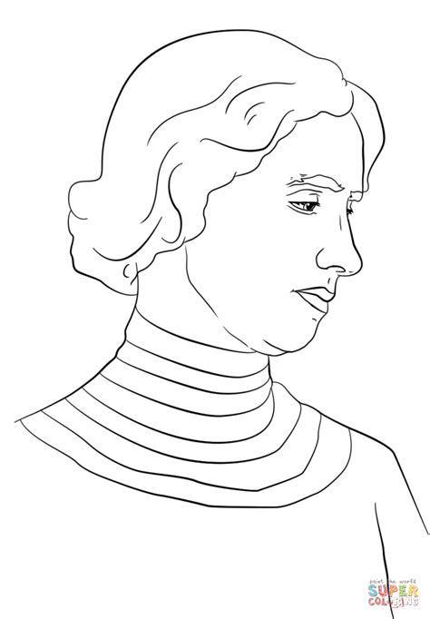 helen doodle how to draw a helen keller coloring page coloring home