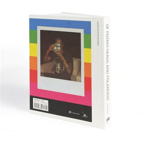 polaroid s pearl jam of potato heads and polaroids book shop