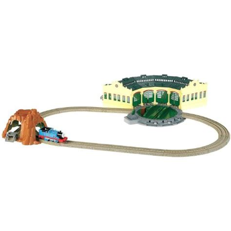 The Trackmaster Tidmouth Sheds by Tidmouth Sheds Trackmaster Fisher Price The