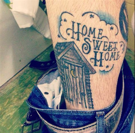 tattoo la crosse my favorite my outhouse house by nick blueline