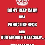 Meme Generator Keep Calm And Carry On - keep calm and carry on red meme generator imgflip