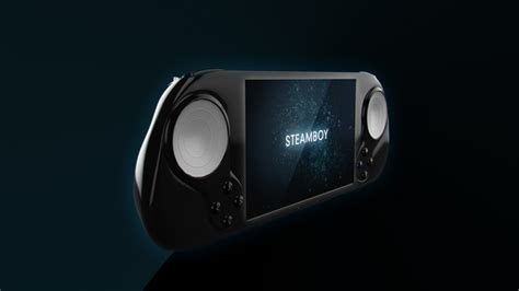 Steam L by Steamboy Portable Console With Support For Steam