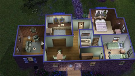 sims 3 floor plan sims 3 tfbob s blog