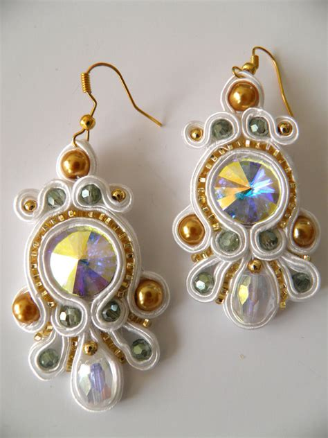 Handmade Jewelry Artist - soutache handmade jewelry by caricatalia on deviantart