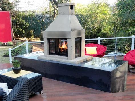 outdoor gas fireplace logs advantages bistrodre porch