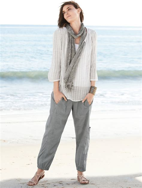 Yay Or Nay Silky Mit by How To Wear Linen Pant Olo