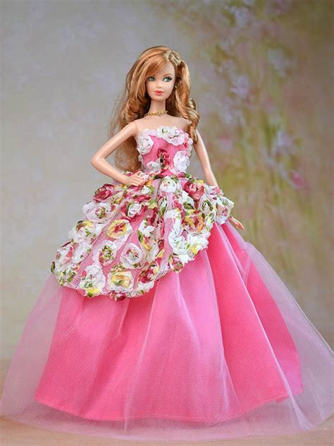 Handmade Princess Dress - e ting new handmade flower princess dress clothes
