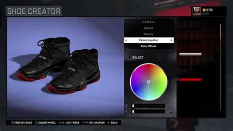 shoe creator nba 2k16 shoe creator air 11 custom quot bred