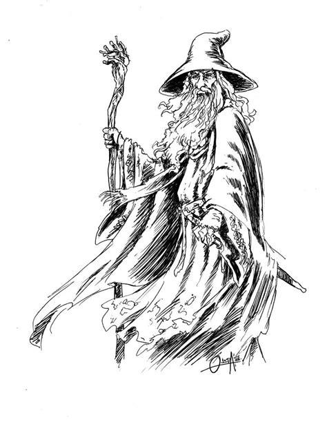 Birthday pic - Gandalf by mistermoster on DeviantArt