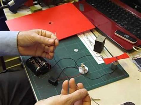 make an electric circuit how to make an electric circuit clown