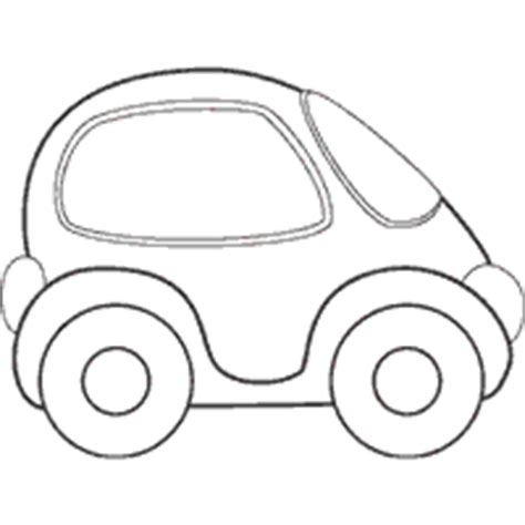 smart car coloring page car 187 coloring pages 187 surfnetkids