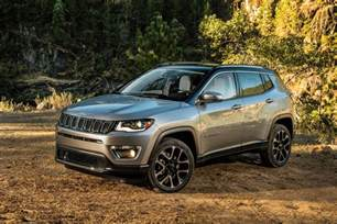 Jeep Cumpus 2017 Jeep Compass Look Automobile Magazine