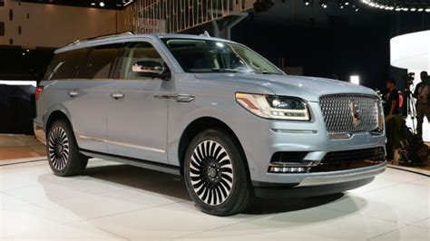 price ford lincoln 2018 lincoln navigator release date price specs review