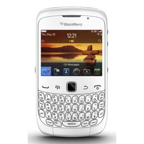 Hp Blackberry Kepler 9300 jual blackberry 9300 kepler gsm andhy lumos