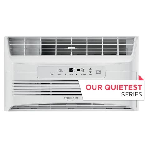 frigidaire 6000 btu air conditioner shop frigidaire 250 sq ft window air conditioner 115 volt