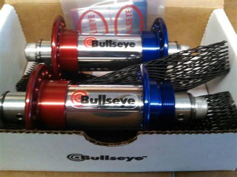 Hub Bmx United 36h bmxmuseum for sale bullseye bmx hubs made in usa 36h