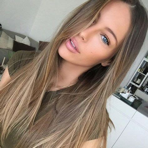 21 brown hair color ideas 2017s best light medium and best 25 light highlights ideas on pinterest light