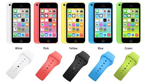 iphone 6c colors apple expected to release iphone 6c in september leak