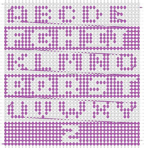 friendship bracelets alphabet letter patterns letter patterns for friendship bracelets 1000 free patterns