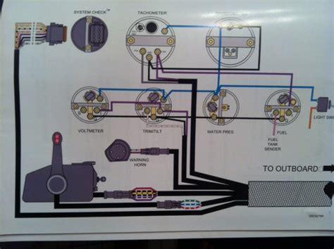 90 hp yamaha marine wiring diagram get free image