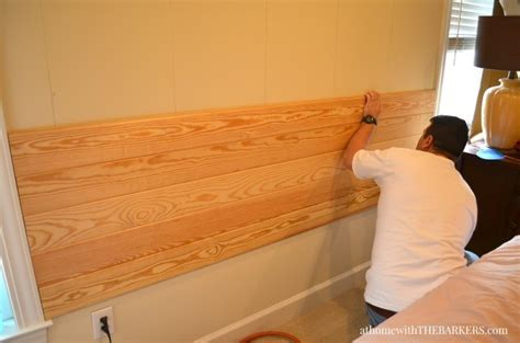 hardwood floor headboard these boards go up on the wall but for something you