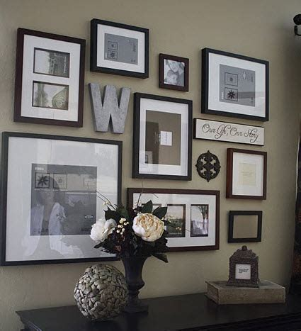 Gallery Wall Ideas by The Inspired Collection Gallery Wall