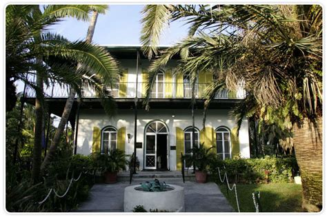 hemingway house key west ernest hemingway home museum casa antigua excursions