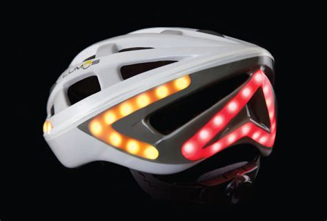 Bike Helmet Lights by Bike Helmet With Brake Lights