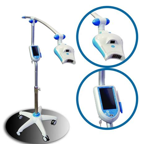 clinic  hot sale zoom teeth bleaching machineportable