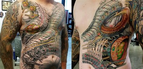 biomechanical tattoo artists ta 10 expert biomechanical tattoo artists scene360