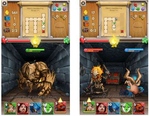 game dungeon quest mod terbaru dungeon monsters rpg mod apk v2 4 178 unlimited gold