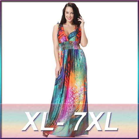 Maxi Xl Jumbo Bigsize Batik Dress Maxy Longdress Gamis Baju Pesta aliexpress buy jrqiot big large plus size maxi dress evening
