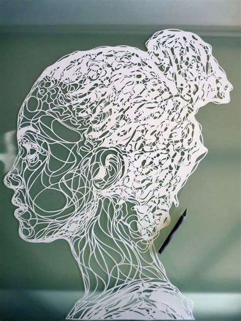 ridiculously detailed spray paint  stencil portraits