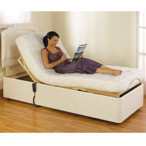 Reclining On A Bed by Adjustable Beds Recline Relax Bedstar