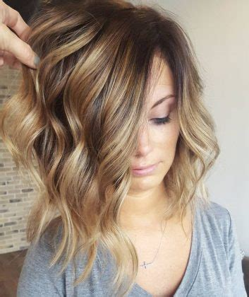Trendy Haircuts Ideas Strawberry Bronde Balayage Bob By Kellymassiashair La Diff 233 Rence Entre Ombr 233 Et Balayage Le Coiffurium