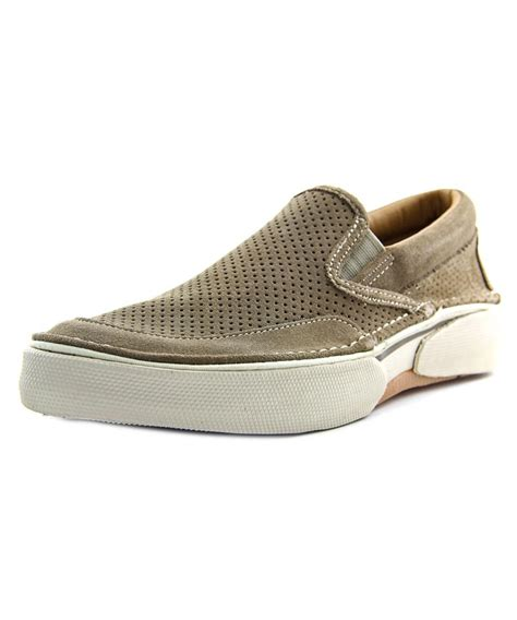 top loafers for sperry top sider sperry top sider largo slip on suede