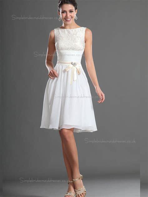 Knee Length Wedding Dresses by Knee Length Wedding Dresses Uk Only Junoir Bridesmaid