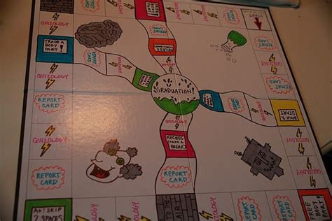 themes for homemade board games homemade board game kid ideas pinterest