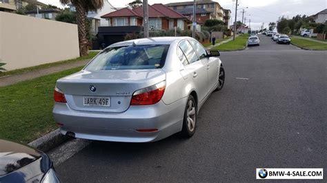 how cars run 2004 bmw 530 regenerative braking bmw 5 series for sale in australia
