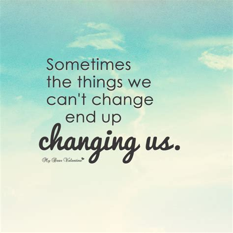 Are Changing Quotes