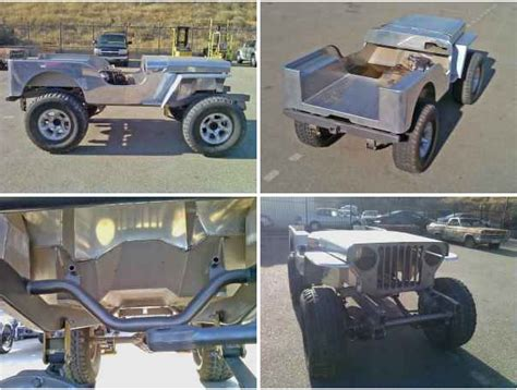 Jeep Bodies Aluminum Jeep Bodies America S Best Lifechangers