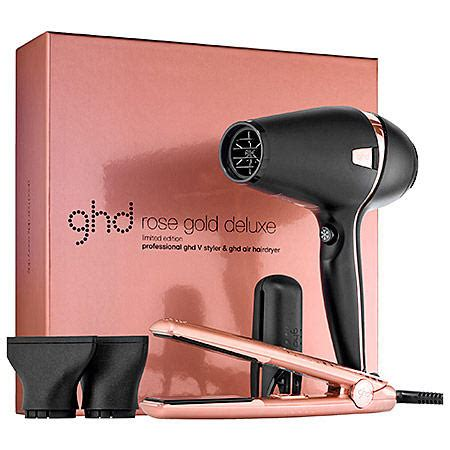 Ghd Hair Dryer Gold gold deluxe set ghd sephora from sephora epic