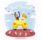 Just Married Vektoren Fotos Und PSD Dateien  Kostenloser